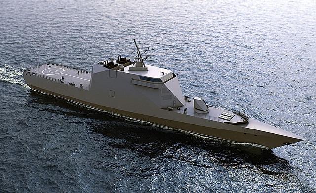 Rusija stvara prvi mornarički brod s punom stealth tehnologijom