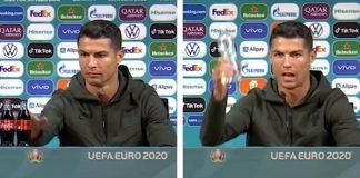 Ronaldo jednim potezom oborio tržišnu vrijednost Coca-Cole: Američki div se odmah oglasio