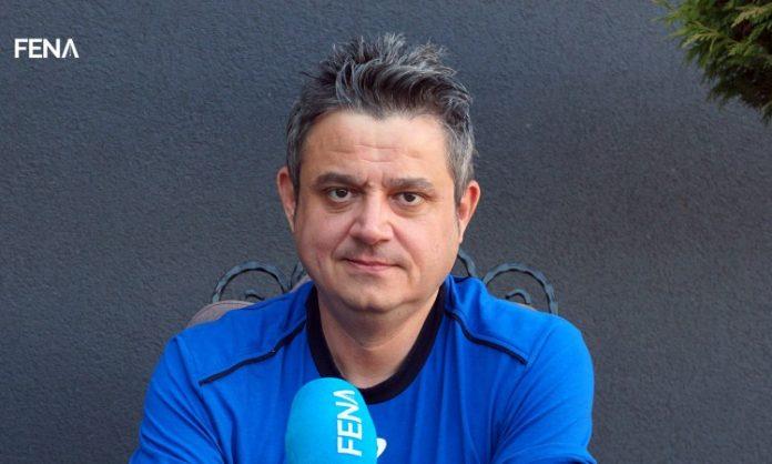 Goran Lojo: Očekujem da djevojke odigraju opušteno i da uzdignute glave izađemo s terena