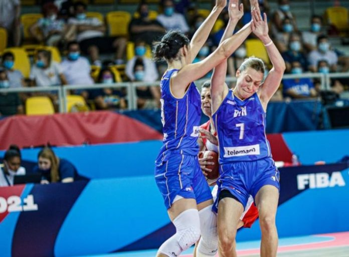 Košarkašice BiH danas protiv Hrvatske igraju za četvrtfinale EP