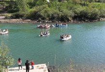 Rafting Drinom je nezaboravan doživljaj