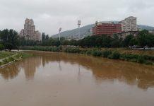 Nakon kiše u ZDK-u nanosi šljunka, začepljeni odvodi, poplavljena dvorišta