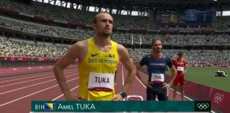 Amel Tuka se plasirao u polufinale utrke na 800 metara na Olimpijadi u Tokiju