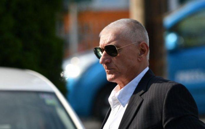Dragan Vikić stigao na Sud BiH