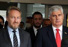 Čović odgovorio Izetbegoviću: Iznijeli ste poznate tvrdokorne političke stavove