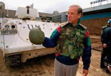 Biden se od svih političara najviše zalagao za vojnu intervenciju u bivšoj Jugoslaviji