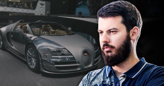 Mate Rimac preuzima Bugatti, a nova tvrtka zove se Bugatti Rimac