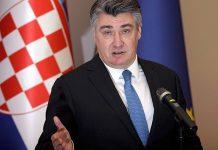Zoran Milanović: Dok sam ja predsjednik Hrvatska više neće popuštati u pravima Hrvata