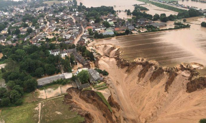 Nekoliko njemačkih elektrana pogođene poplavama, štete milionske