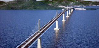Večeras spajanje Pelješkoga mosta