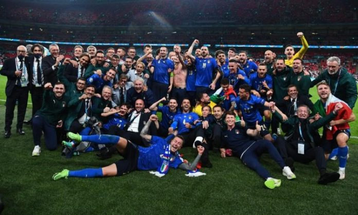 Italija drugi put postala prvak Europe