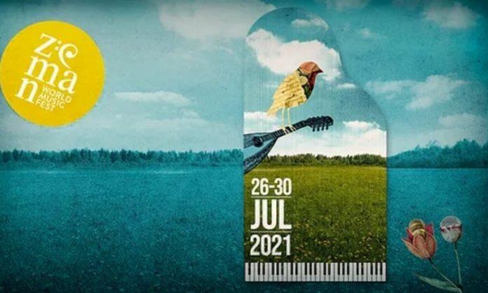 Objavljen program festivala World Music Fest Zeman
