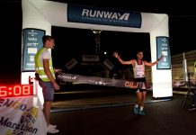 Na pisti Međunarodnog aerodroma Sarajevo održana utrka 'Runway Night Run'