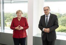 Kancelarka Merkel osigurala punu podršku visokom predstavniku Schmidtu