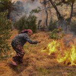 Nastavlja se nadljudska borba protiv požara u Turskoj