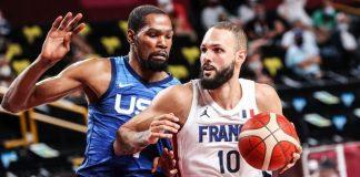 Košarkaši SAD-a u finalu OI savladali Francusku