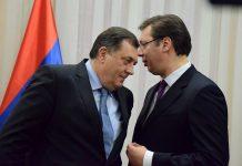 Nebojša Vukanović: Vučić po direktivi Njemačke obuzdava Dodika