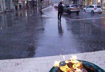 U BiH danas oblačno s kišom, lokalnim pljuskovima i grmljavinom
