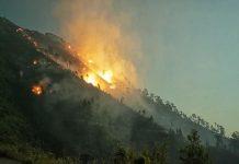 Aktivirali se požari u Jablanici i Konjicu