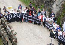 Obilježena 29. godišnjica zločina na Korićanskim stijenama
