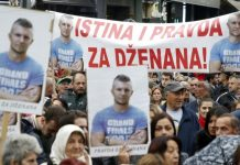 Pravda za Dženana: Na proteste 11. septembra dolazi podrška iz cijele BiH