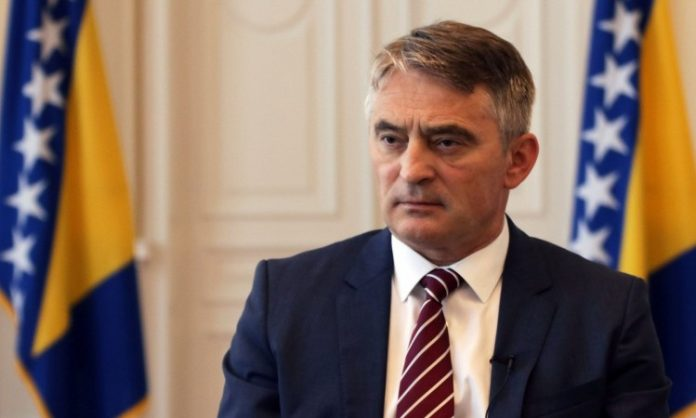 Željko Komšić: Dodik je glasao protiv Odluke o imenovanju Upravnog vijeća CBBiH