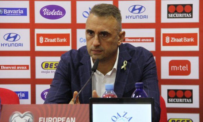 Ivaylo Petev: Više mi je žao igrača, nego sebe