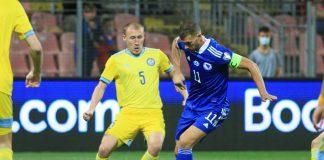 BiH remizirala rezultatom 2:2 protiv Kazahstana