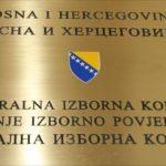 CIK BiH usvojio Inicijativu za donošenje izmjena i dopuna Izbornog zakona BiH