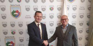 Šef ODC-a Taib Grozdanić posjetio Općinu Travnik