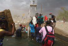 Mučni prizori na Haitiju nakon slijetanja aviona s deportovanim migrantima