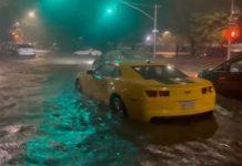 New York proglasio vanredno stanje zbog obilnih padavina i poplava