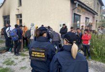 Pronađeno 70 migranata u napuštenim objektima u Bihaću