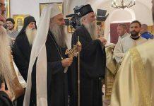 Joanikije ustoličen: Iz Cetinjskog manastira se čulo - kad se vojska na Kosovo vrati