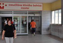 Mostar: U dva tjedna broj pacijenata na respiratoru se upeterostručio