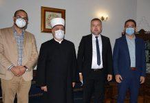 Reisu-l-ulema Kavazović primio delegaciju HO 'Merhamet'