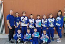 "Karate klub ""Mladost"" Vitez sa Balkanskog prvenstva donosi 6 medalja"