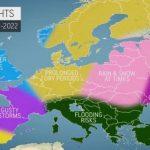 AccuWeather: Balkan bi ove zime mogle pogoditi oluje i poplave