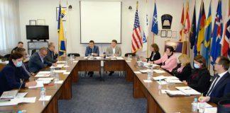 Ministri unutrašnjih poslova u FBiH garantuju građanima mir i sigurnost