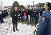 Obilježena 18. godišnjica smrti Alije Izetbegovića