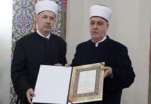 Reis Kavazović uručio muraselu muftiji sarajevskom Nedžadu Grabusu