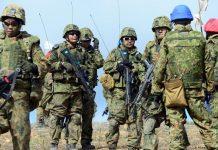 Japanske kopnene trupe održavaju prve vojne manevre poslije više od 30 godina