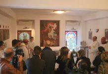 Blagoslovljena kapelica u rodnoj kući Petra Barbarića