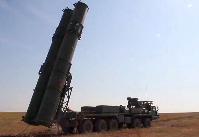 Novi raketni sistem S-500 isporučen jedinici koja čuva zračni prostor Moskve