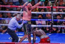 Fury nokautirao Wildera i obranio WBC naslov svjetskog prvaka