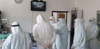 U Srbiji teška epidemiološka situacija, na respiratorima i djeca