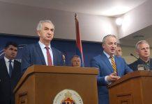 Šarović: Vlast beskrupulozno dovodi u opasnost zdravlje vlastitog naroda